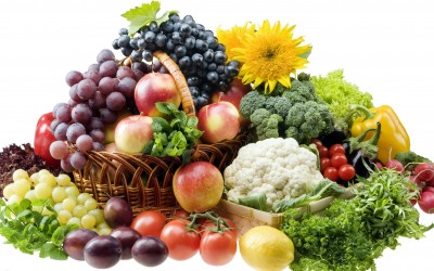 №7: Сурови плодове, зеленчуци, сокове и мед