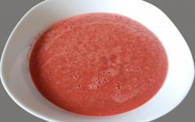 Супер лесна за приготвяне, доматена крем супа